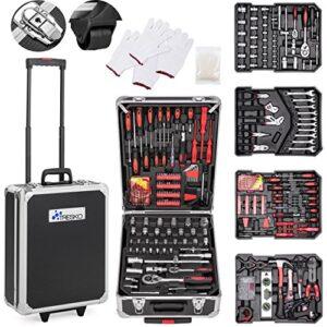 TRESKO® Tool Case 949 Piezas | Portaherramientas ...