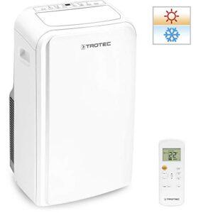 TROTEC - Aire acondicionado local PAC 3500 SH portátil 3.5 kW aire ...