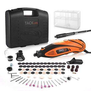 Tacklife Mini Grinder eléctrico Kit profesional avanzado ...