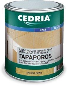 Tapas de madera Cedria 750 ml