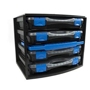 Tayg 301551 Multibox con 4 estuches con divisores móviles ...