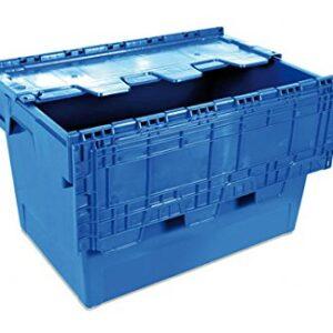 Tayg 6434-T Euro-box con tapa para almacenamiento y transporte, 60 ...