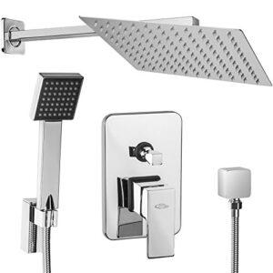 TecTake Modern - Juego de grifería para ducha incorporada ...