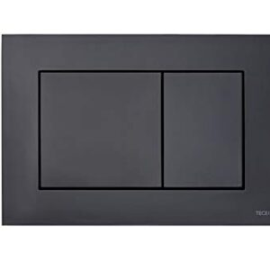 Tece Now 9240403 - Botón de baño negro