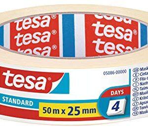 Tesa TE05086-00000-02 STANDARD cinta de pintor para perfiles ...