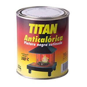 Titan M71753 - pintura antialórica negra de 750 ml
