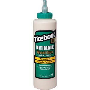 Titebond III Ultimate Wood Glue 1414- Cola de madera ...