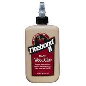 Titebond LS8994 - Dark Ii Wood Glue - 8 onzas ...