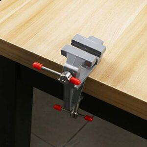 Tornillo de mesa de aleación de aluminio portátil ...