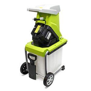Trituradora de jardín eléctrica WilTec Biotriturador ...