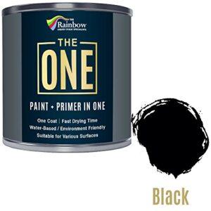 Una pintura, una capa, pintura multisuperficie para madera, ...