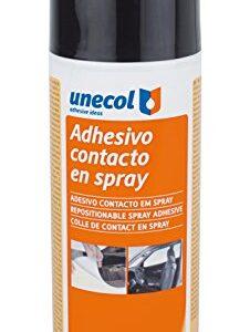 Unecol 3207 Adhesivo de contacto (aerosol aerodinámico ...