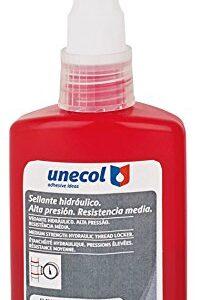 Unecol 8629 Adhesivo anaeróbico 1542 para instalaciones hidráulicas ...
