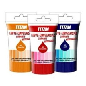 Universal M30671 - 50ml de tinte rojo de óxido de titanio