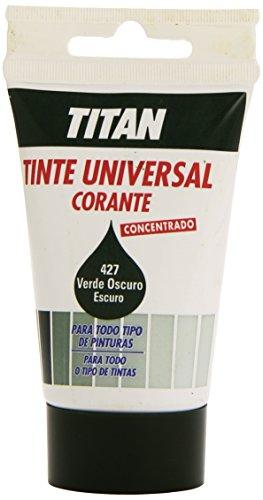 Universal M30674 - Tinte verde oscuro 50ml titan