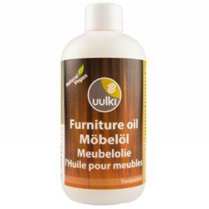 Uulki Aceite natural Aceite para muebles Cuidado de la madera ...