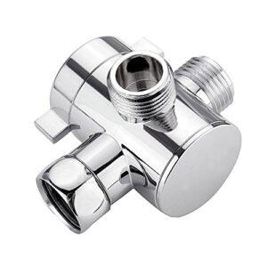Válvula desviadora de ducha de 3 vías Desviador de ducha de metal