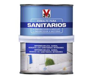 V33 - ESMALTE SANITARIO BLANCO 0.5 L