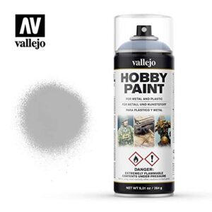 Vallejo 028011 - Spray prelacado, 400 ml, gris