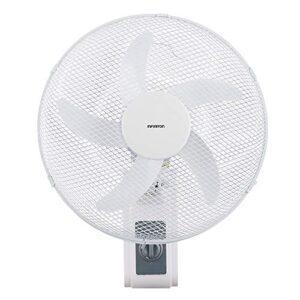 "Ventilador de pared INFINITON WN 60W / 31, 16 ""(40cm), 3 velocidades ..."