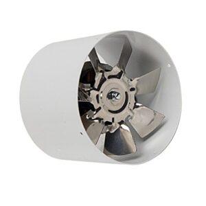Ventilador de pared de baño de cocina de metal duradero ...