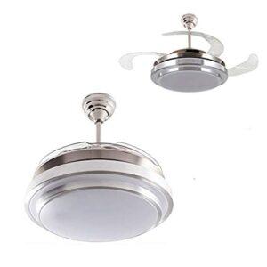 Ventilador de techo mod. Selene con LED incorporado y control remoto ...
