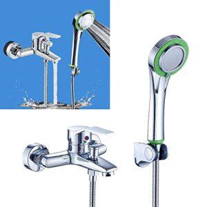 Vinteky® Elegant Chrome Set de ducha Juego de grifos para ...