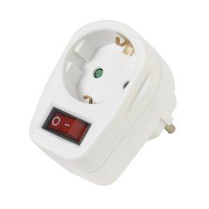 Vivanco 22396 - Protector de sobretensión (indicador LED, en ...