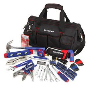 WORKPRO Home Repair Tool Set para ...
