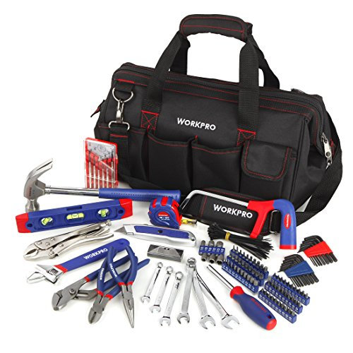 WORKPRO Home Repair Tool Set para ...