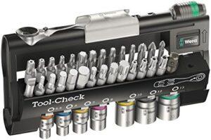Wera 05200995001 Juego de herramientas con 38 piezas, 2400 W
