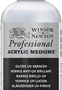 Winsor & Newton Pam - barniz brillante UV 125 ml
