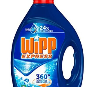 Wipp Express Blue Gel Detergent - 32 lavados