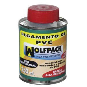 Wolfpack 14020165 - Cola de PVC con cepillo (250 cm³)