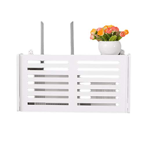 XZANTE WiFi Wireless Router Storage Box Est ...