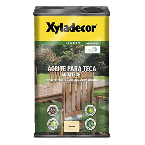 Xyladecor Aquatech INCOLORO 5 L teak oil