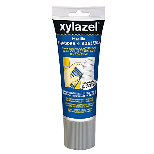 Xylazel M102764 - Tubo de masilla 250 g azulejo fijo