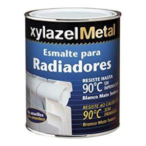 Xylazel M102771 - Radiadores de metal 750ml esmalte