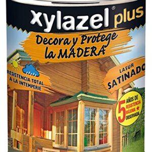 Xylazel M57958 - Decoración de castaño satinado 750 ml