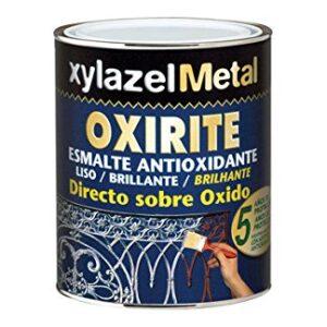 Xylazel M58129 - Esmalte metálico forjado oxirita blanco brillo ...