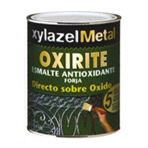 Xylazel M58134 - Oxirite smooth gloss black 750 ml