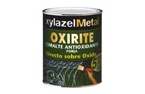 Xylazel M58134 - Oxirite smooth gloss black 750 ml