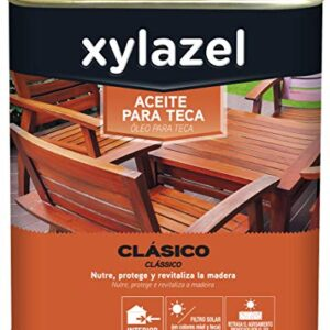 Xylazel M93822 - Teak oil 750 ml teak