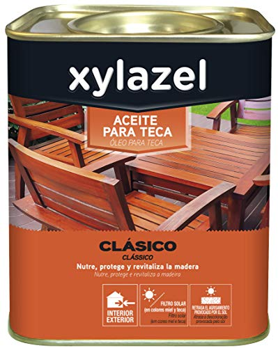 Xylazel M93822 - Teak oil 750 ml teak