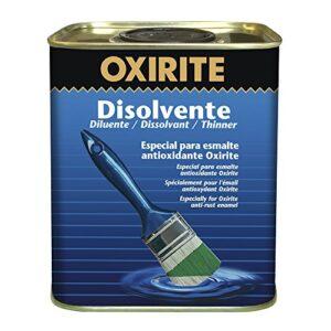 Xylazel - Solvente Oxirita 750 Ml. 0520003
