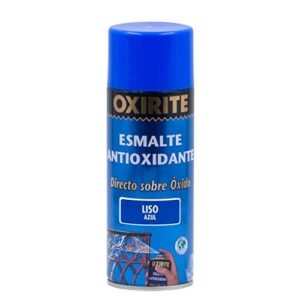 Xylazel - Spray de oxirita de metal esmalte azul 400ml