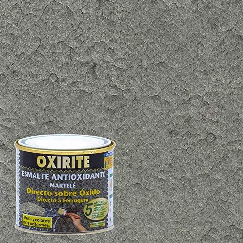 Xylazel oxirita - Martele 250ml esmalte metal plateado