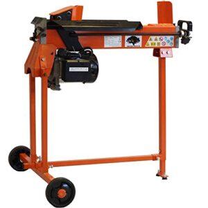 cortadora de troncos hidráulica eléctrica ...