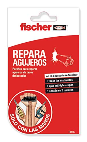 fischer - Sclm Repair Holes / (Blister de 10 unidades), 548837