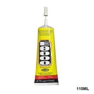 lzndeal E8000 pegamento sellador adhesivo transparente para ...